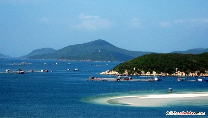 Chiêm ngưỡng vẻ đẹp Vịnh Vân Phong
