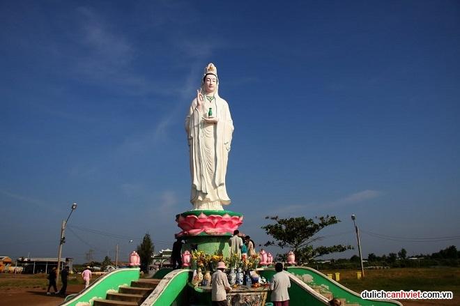 chùa bà Nam Hải