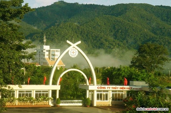 Du lịch Buôn Ma Thuột - Thủy Điện Yaly