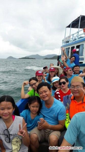 Du lịch Cảnh Việt