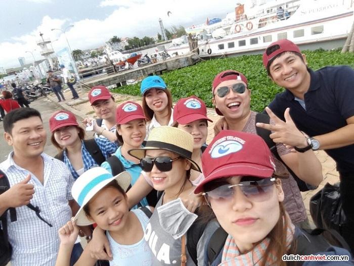 Du lịch đảo Nam Du - Du lịch Cảnh Việt