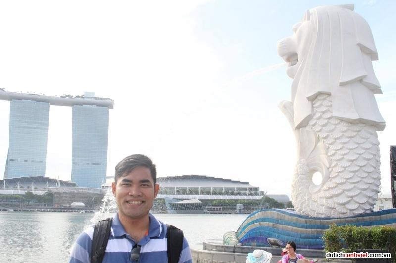 HÀNH TRÌNH 3 NƯỚC SINGAPORE - MALAYSIA - INDONESIA THÁNG 03