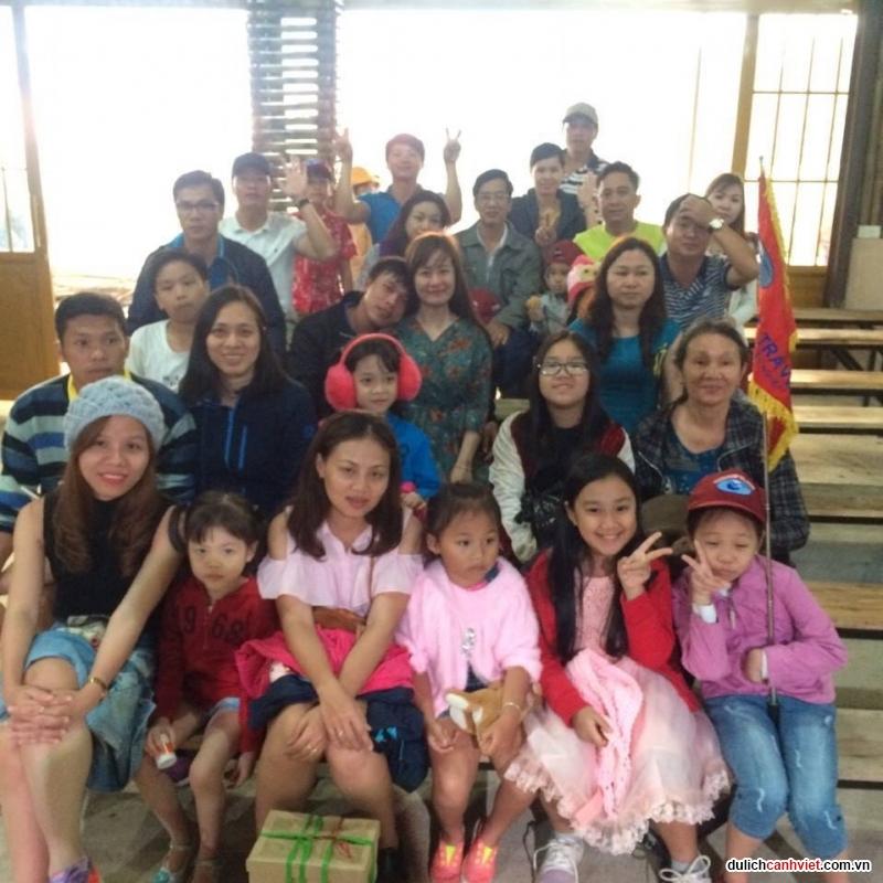Đoàn CTy Lộc Thịnh Phát tham quan điểm du lịch mới tại Đà Lạt 13/05/2017 (Vườn Thú Zoodoo)