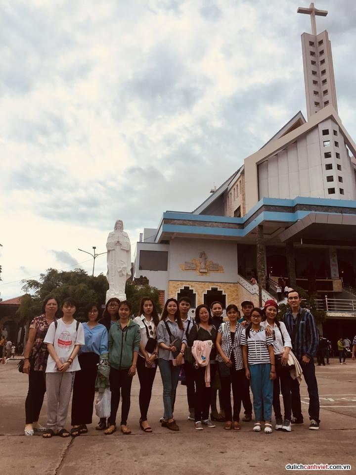 Tour hành hương Cha Diệp Ngày 02/06/2018