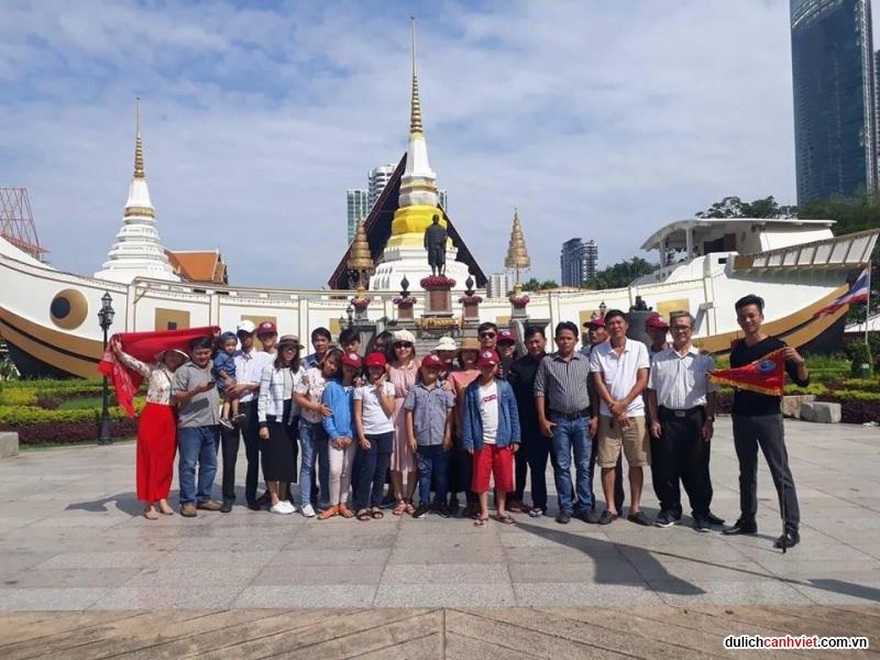 Đoàn Tour Thái Lan 06/2018
