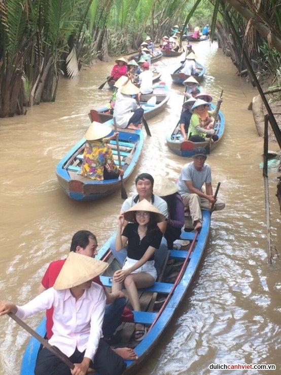 Tour Miền Tây Tiền Giang- Bến Tre 1N 17/08/2018