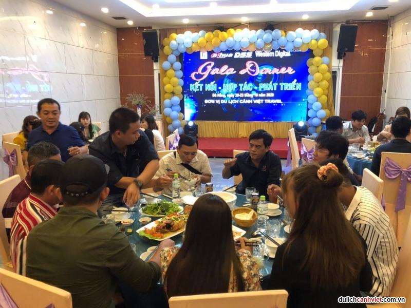Gala Dinner CTY Hải Phi