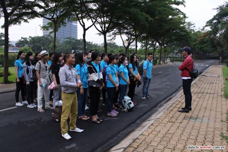 Tour Xuyên Việt - ĐH Tôn Đức Thắng - ĐVTC: Cảnh Việt Travel