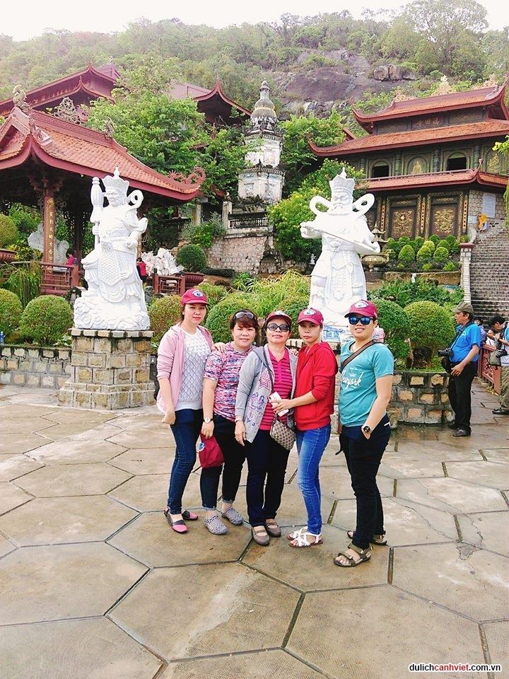 Tour hành hương Châu Đốc 1N1Đ