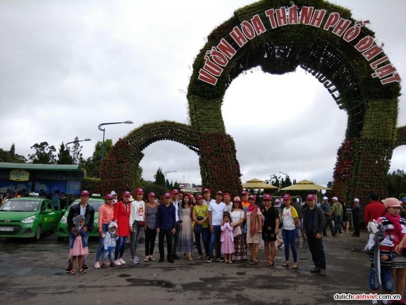 Tour Đà Lạt 3N2Đ